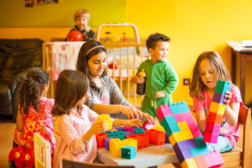Kinderbetreuung & Kinderkurse