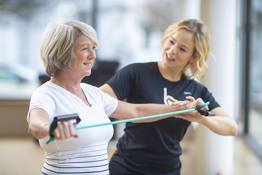 Gesundheit und Gesundheitstraining im Fitnessstudio Darmstadt
