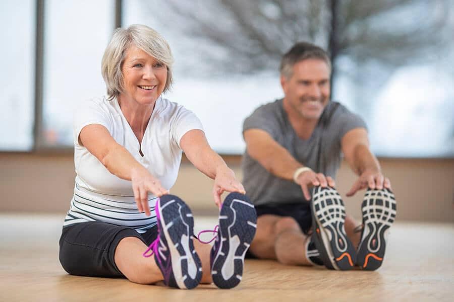 50+ Fitnesstraining für Senioren im Body Culture Darmstadt