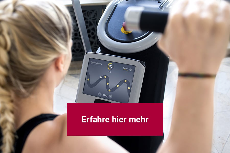 eGym Zirkeltraining im Body Culture Darmstadt