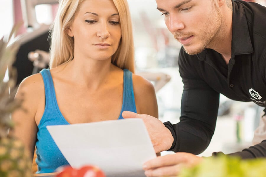 Personal Training Ernährungsberatung Darmstadt Body Culture