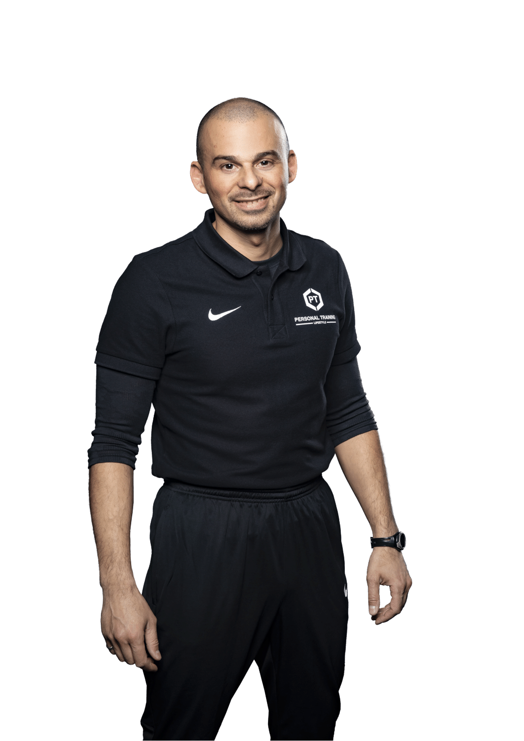 Personal Trainer Geogios Tzavares im Body Culture Darmstadt