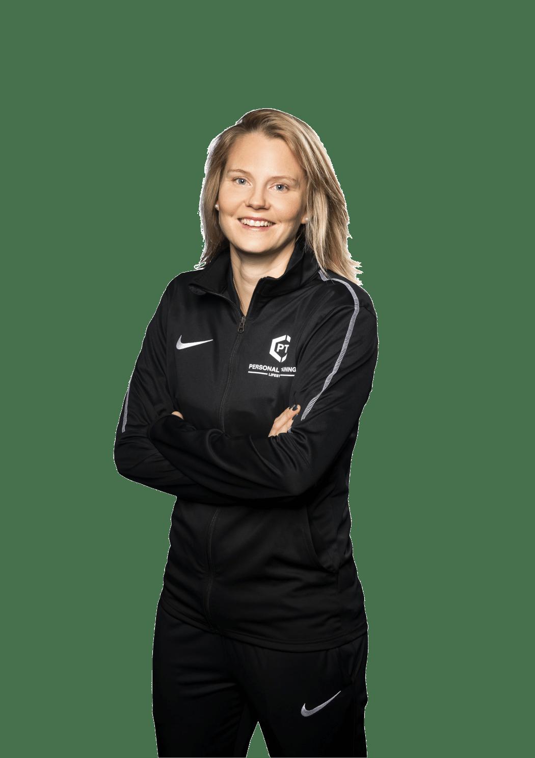 Personal Trainerin Lisa Rauch in Darmstadt