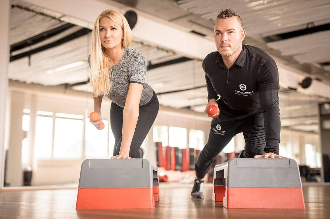 Personal Training im Body Culture in Darmstadt