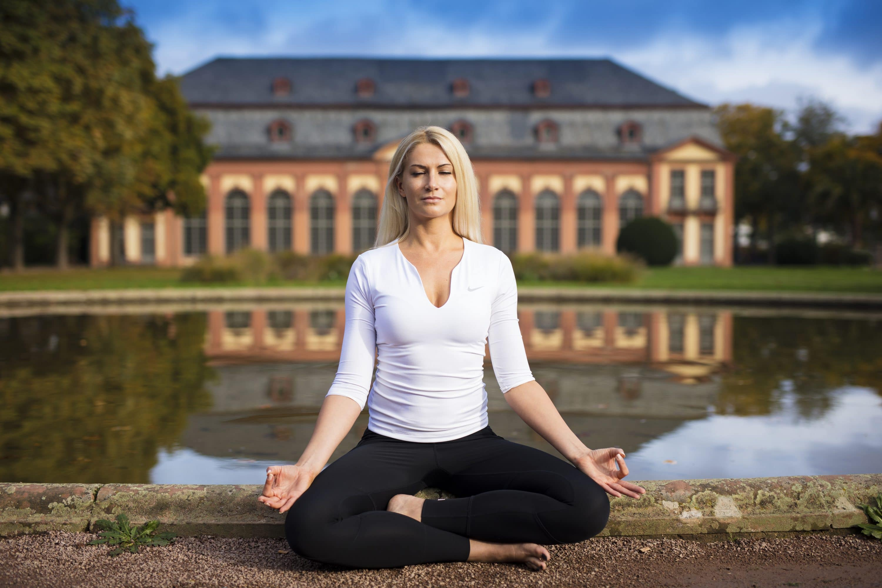 Outdoorkurs Yoga Body Culture Frankfurt