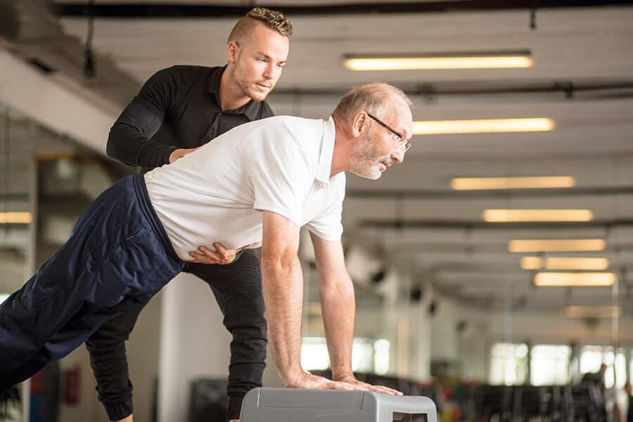 50+ Gesundheitstraining für Senioren im Body Culture
